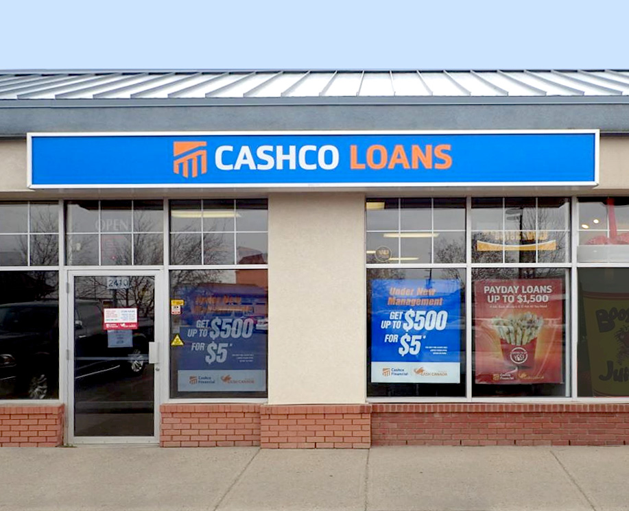 cashco payday loans