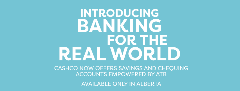 Cashco Introducing Banking for the Real World
