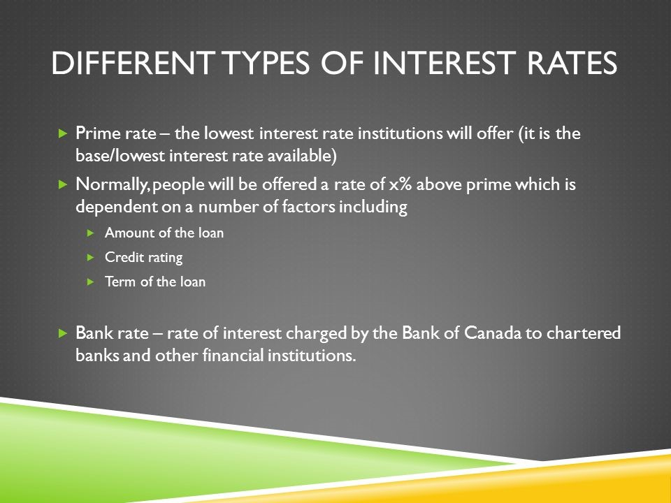 TYPES OF PERSONAL LOANS - Cashco Financial