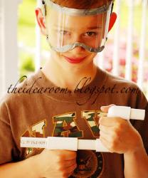 Make your own marshmallow gun