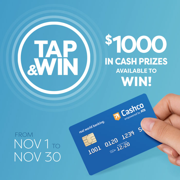 Tap And Win Contest