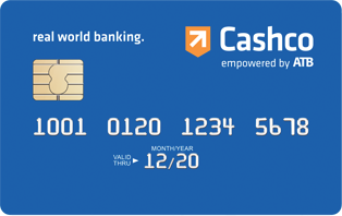 Cashco Debit Card